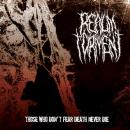 REALM OF TORMENT - Those Who Don't Death Never Die - CD